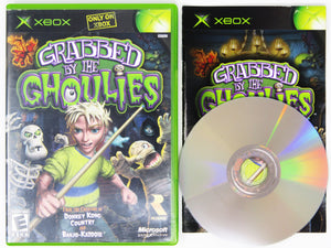 Grabbed by the Ghoulies (Xbox)