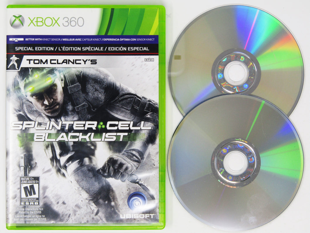 Splinter Cell: Blacklist (Xbox 360)