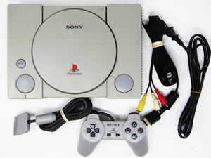 Sony Playstation System + 1 Controller (Playstation / PS1)