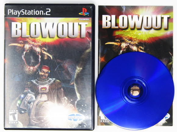 Blowout (Playstation 2 / PS2)