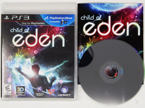 Child Of Eden (Playstation 3 / PS3)