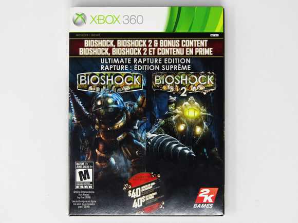 Bioshock Ultimate Rapture Edition (XBox 360)