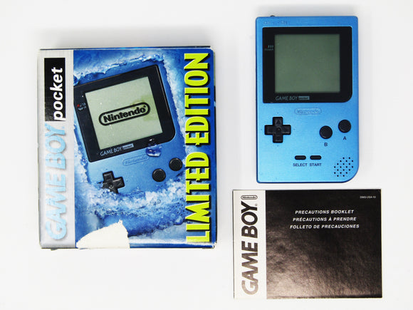 Ice Blue Game Boy Pocket