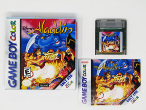 Aladdin (Game Boy Color)