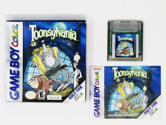 Toonsylvania (Game Boy Color)