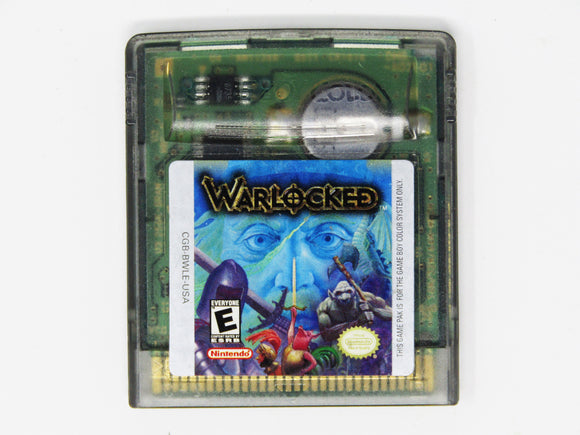 Warlocked (Game Boy Color)