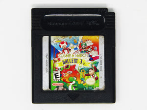 Game & Watch Gallery 3 (Game Boy Color)
