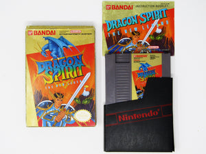 Dragon Spirit (Nintendo / NES)