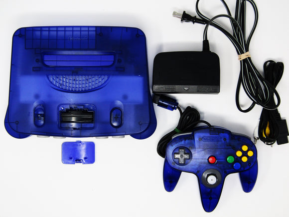 Funtastic Grape Purple Nintendo 64 System (Nintendo 64 / N64)