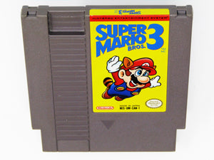 Super Mario Bros 3 [Red Label] (Nintendo NES)