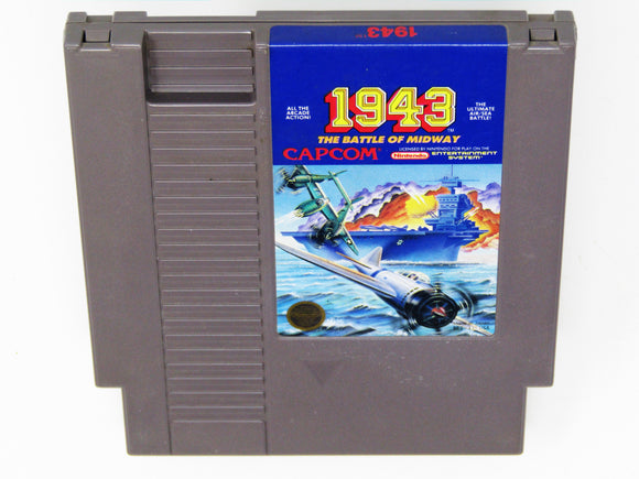 1943: The Battle of Midway (Nintendo / NES)