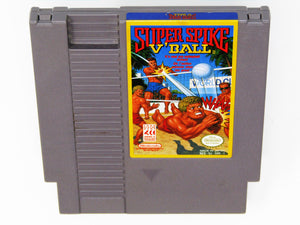 Super Spike Volleyball (Nintendo / NES)