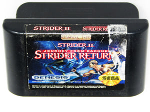 Strider Returns (Genesis)