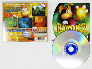 Rayman 2 The Great Escape (Dreamcast)