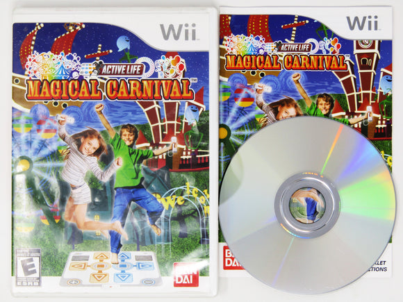 Active Life Magical Carnival (Nintendo Wii)
