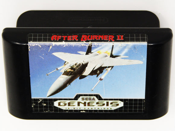 After Burner II 2 (Sega Genesis)