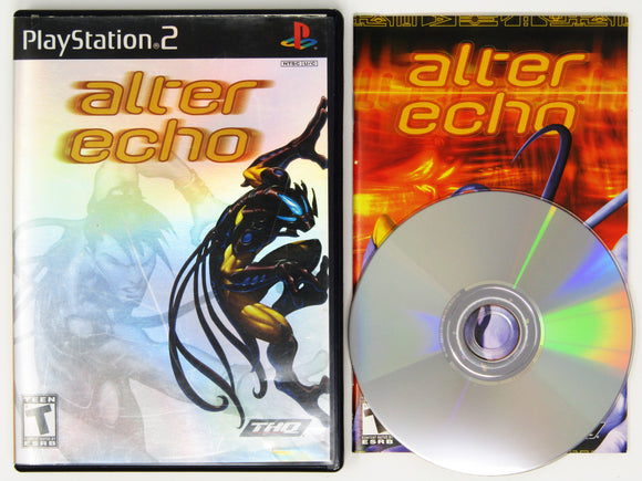 Alter Echo (Playstation 2 / PS2)