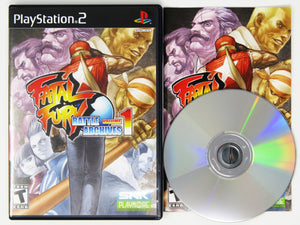 Fatal Fury Battle Archives Volume 1 (Playstation 2 / PS2)