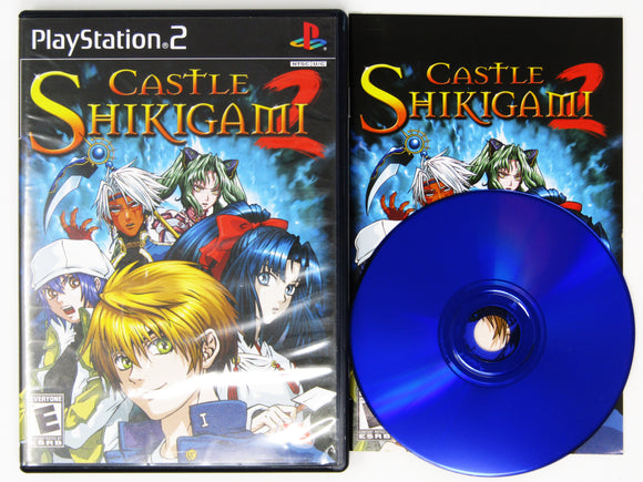 Castle Shikigami 2 (Playstation 2 / PS2)