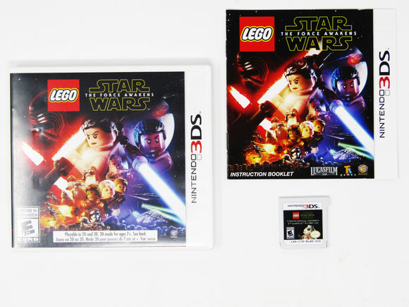 LEGO Star Wars The Force Awakens (Nintendo 3DS)