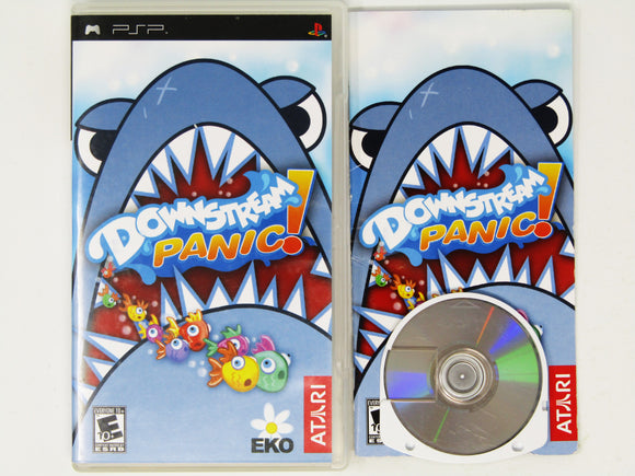 Downstream Panic (Playstation Portable / PSP)