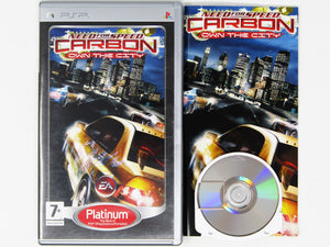 Need For Speed Carbon Own The City [Platinum] (PAL) (Playstation Portable / PSP)