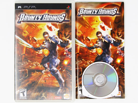 Bounty Hounds (Playstation Portable / PSP)