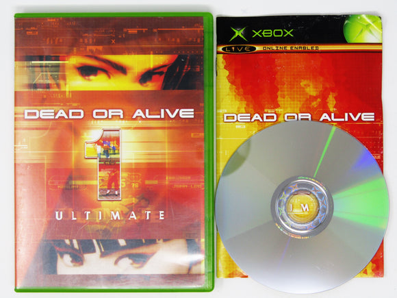 Dead or Alive 1 Ultimate (Xbox)