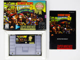 Donkey Kong Country 2: Diddy Kong's Quest [Player's Choice] (Super Nintendo / SNES)