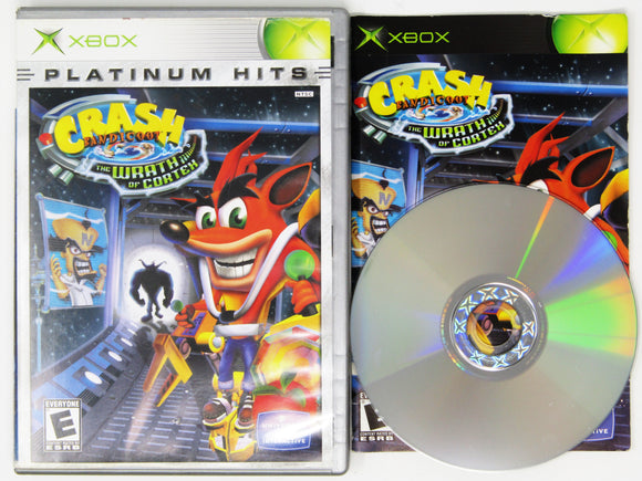 Crash Bandicoot The Wrath Of Cortex [Platinum Hits] (Xbox)
