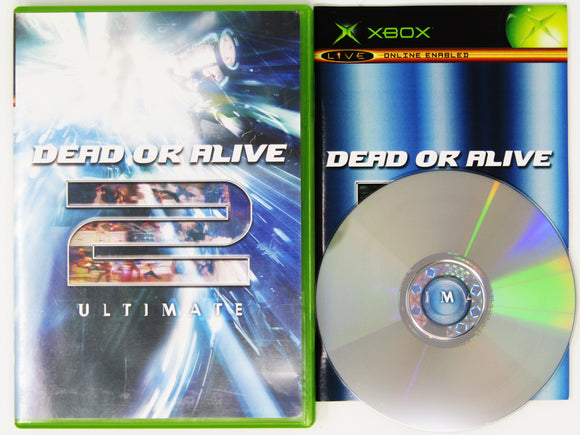 Dead Or Alive 2 Ultimate (Xbox)