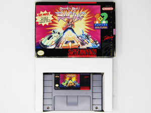 Rock 'N Roll Racing (Super Nintendo / SNES)