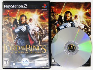 Lord of the Rings Return of the King (Playstation 2 / PS2)