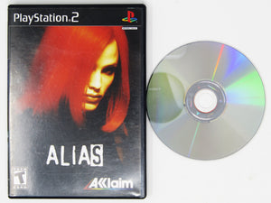 Alias (Playstation 2 / PS2)