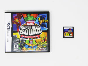 Marvel Super Hero Squad (Nintendo DS)