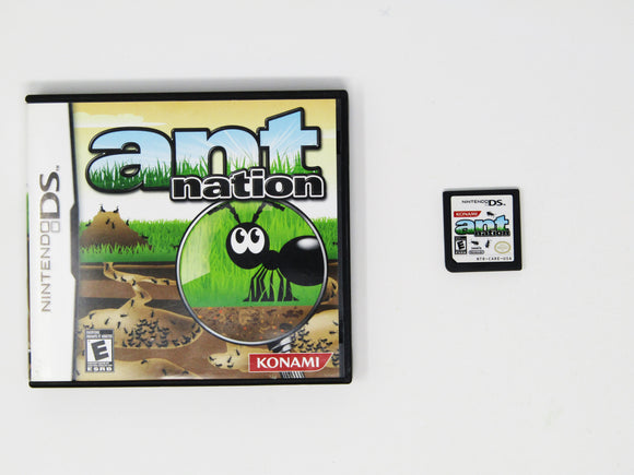 Ant Nation (Nintendo DS)