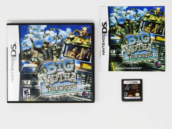 Big Mutha Truckers (Nintendo DS)