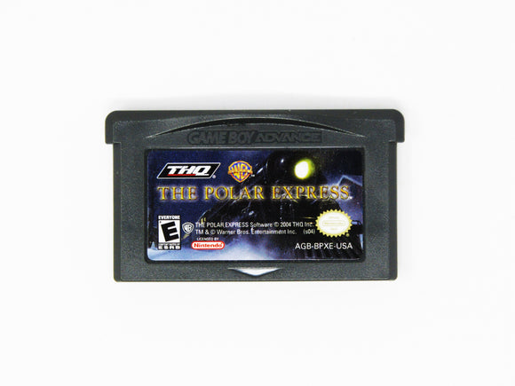 The Polar Express (Game Boy Advance / GBA)