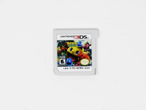 Pac-Man And The Ghostly Adventures 2 (Nintendo 3DS
