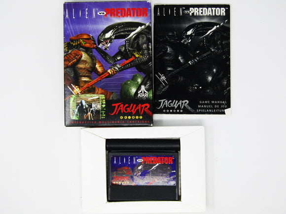 Alien Vs. Predator (Atari Jaguar)