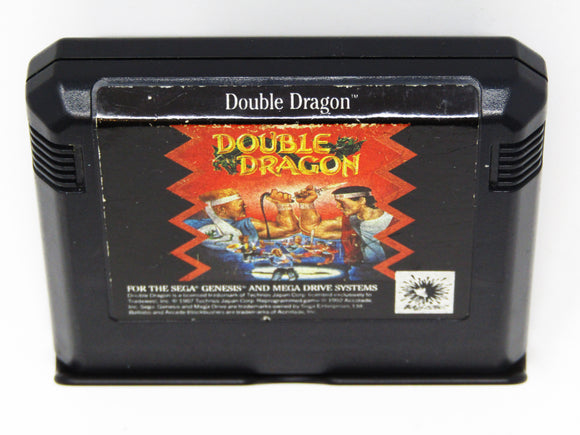 Double Dragon (Genesis)