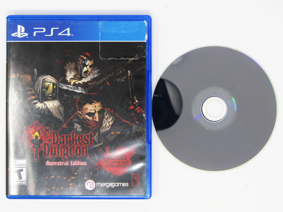Darkest Dungeon: Ancestral Edition (Playstation 4 / PS4)