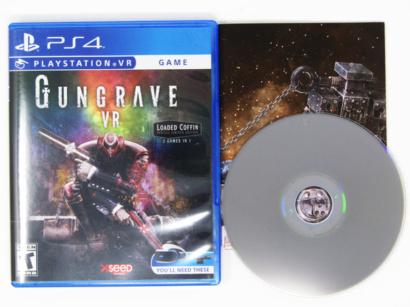 Gungrave VR (Playstation 4 / PS4)