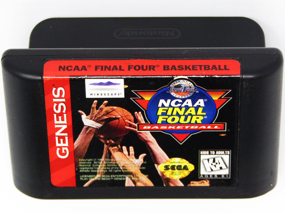 NCAA Final Four Basketball (Genesis)