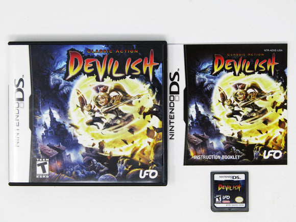 Devilish (Nintendo DS)