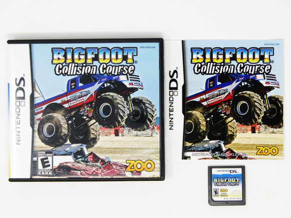 Bigfoot Collision Course (Nintendo DS)