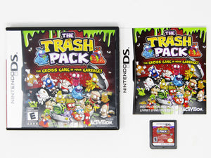Trash Packs (Nintendo DS)
