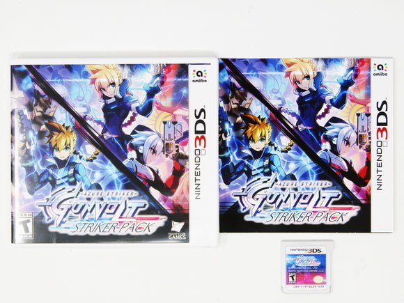 Azure Striker Gunvolt Striker Pack (Nintendo 3DS)