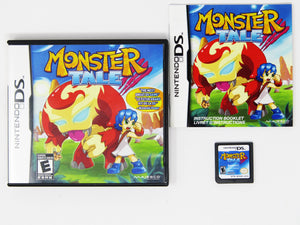 Monster Tale (Nintendo DS)