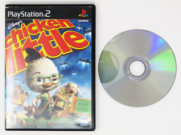 Chicken Little (Playstation 2 / PS2)